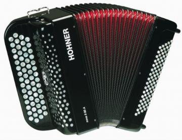 Hohner Nova II 80 A Button Accordion