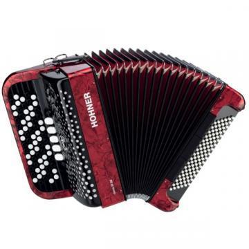 Hohner Nova III Button Accordion