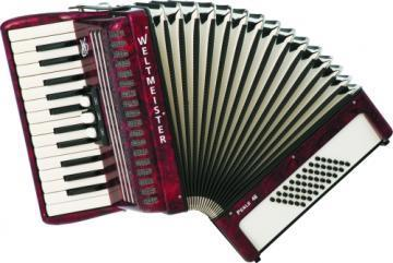Weltmeister Perle Piano Accordion