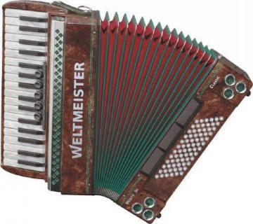 Weltmeister Monte Classic Piano Accordion