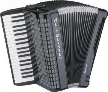 Weltmeister Basson MSA 37 Bass Accordion