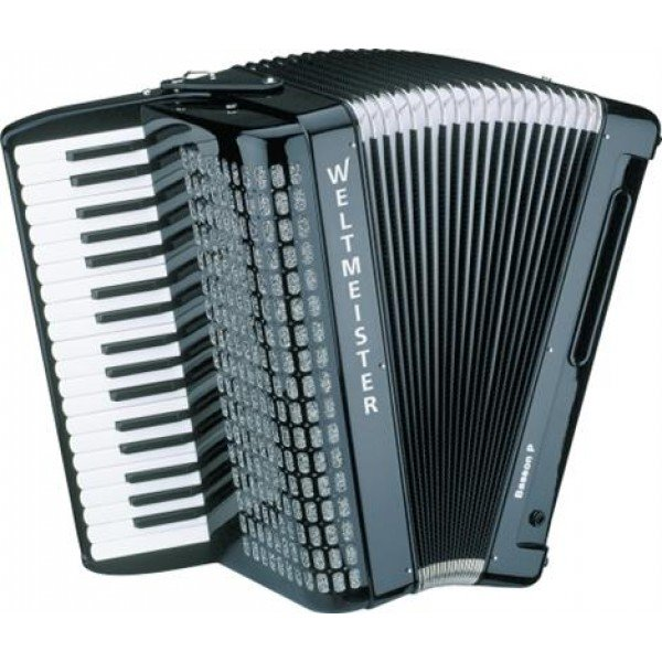 Weltmeister Basson P-37 Bass Accordion