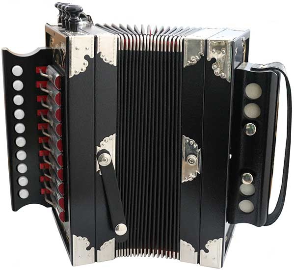 Weltmeister Cajun Diatonic Accordion