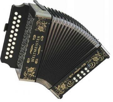 Weltmeister 86 W Diatonic Accordion