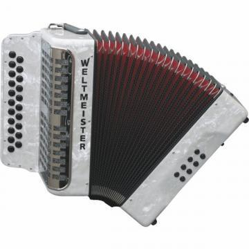 Weltmeister Wiener 510 Diatonic Accordion