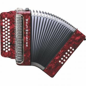 Weltmeister Wiener 509 Diatonic Accordion