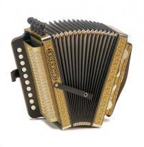 Hohner Cajun 114c Diatonic Accordion