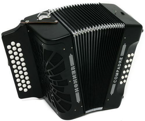 hohner compadre diatonic accordion. Black Bedroom Furniture Sets. Home Design Ideas