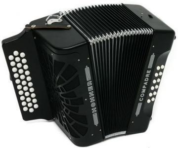 Hohner Compadre Diatonic Accordion