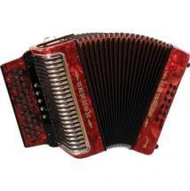 Hohner Corona III N Extreme Diatonic Accordion