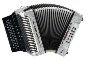 Hohner Corona III V Extreme Diatonic Accordion