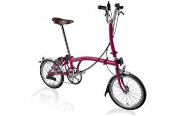 Brompton H6L Folding Bicycle