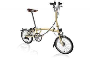 Brompton H6L-X Folding Bicycle