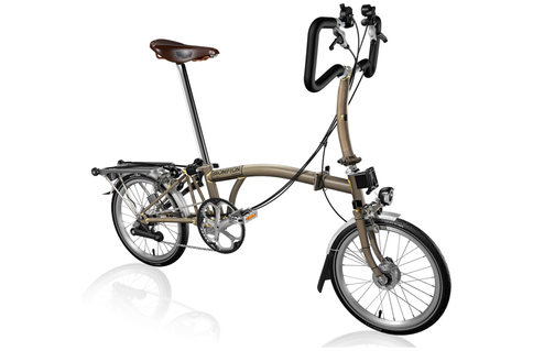 Brompton P6R Folding Bicycle