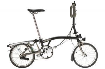 Brompton P6R-X Folding Bicycle