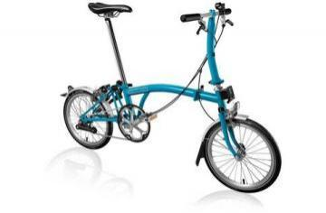 Brompton S2L Folding Bicycle