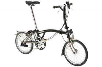 Brompton S2L-X Folding Bicycle