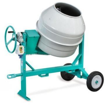 IMER Syntesi 190 concrete mixer
