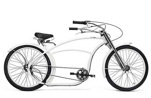 Project 346 BASMAN 7S strech cruiser bike