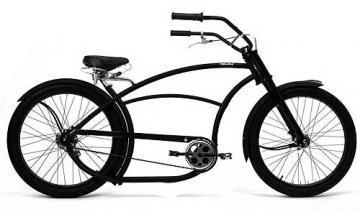 Project 346 BASMAN 1S strech cruiser bike