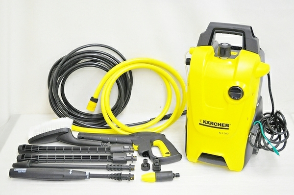 Karcher K 3.200 Pressure Washer