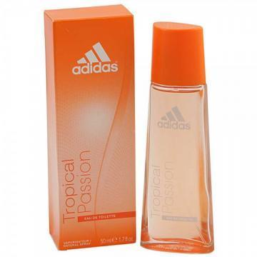 Adidas TROPICAL PASSION parfum deodorant