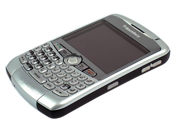 BlackBerry 8300 mobile phone