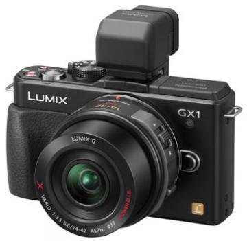Panasonic DMC-GX1 photo camera