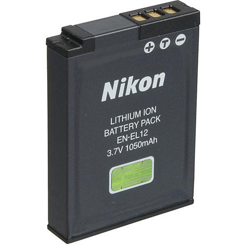 Nikon EN-EL12 battery pack