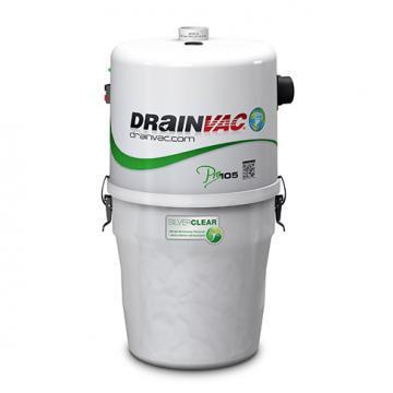 DrainVac PRO105-C central vacuum cleaner