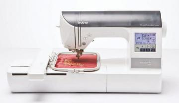 Brother NV750 embroidery machine