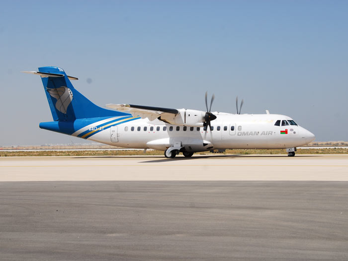 ATR 42-500 twin-turboprop regional airliner