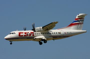 ATR 42-600 twin-turboprop regional airliner