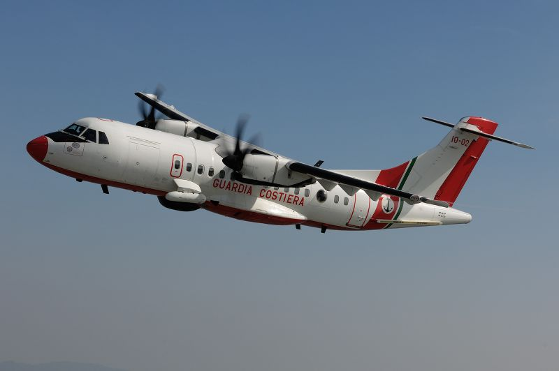 ATR 42 MP Maritime Patrol twin-turboprop