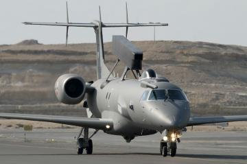 Embraer EMB 145SA Airborne Early Warning jet