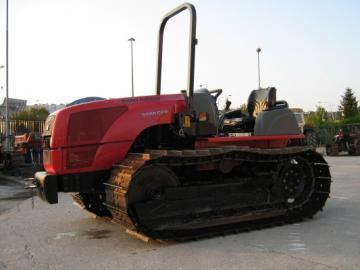 Massey Ferguson 3455CFM 100hp Mountain Fruit tractor