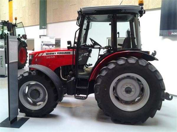Massey Ferguson 3650 94hp Special / Fruit / Ground Effect tractor