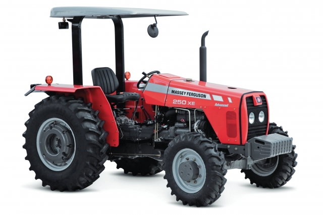 Massey Ferguson 250 XE Advanced tractor