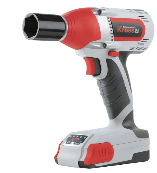 Kress 2-speed cordless screwdriver 144 AFB 3.0