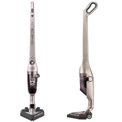 Rowenta Air Force battery operated vacuum cleaner
