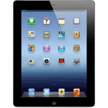 Apple iPad WI-FI 4G 64GB BLACK