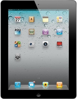 Apple IPAD 2 WI-FI 64GB BLACK