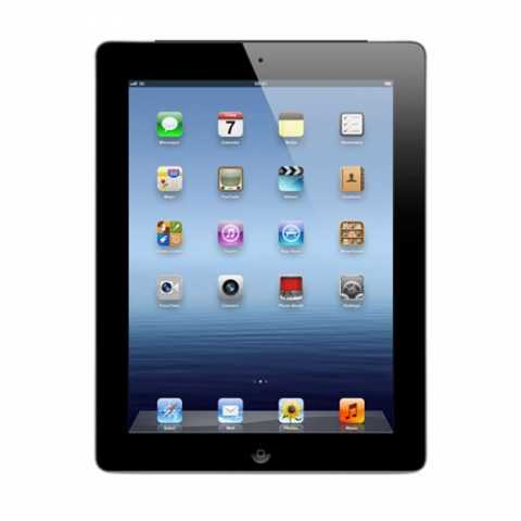 Apple iPad WI-FI 4G 16GB BLACK