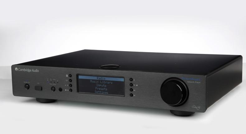 Cambridge Audio Stream Magic 6 Upsampling Network Music Player