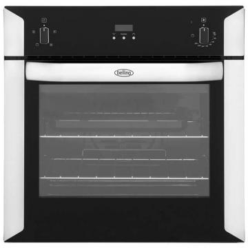 Belling BI60FP 60cm built-in electric fanned oven with programmable timer