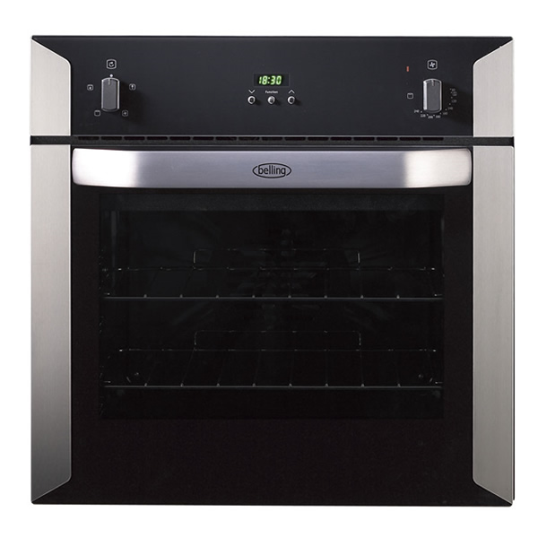 Belling BI60SO 60cm built-in electric fanned oven with side opening door