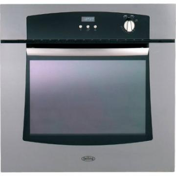 Belling XOU60LPG 60cm built-in single LPG gas oven with minute minder