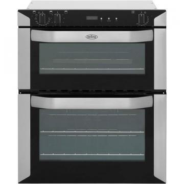 Belling BI70FP 70cm built-under electric double oven with programmable timer