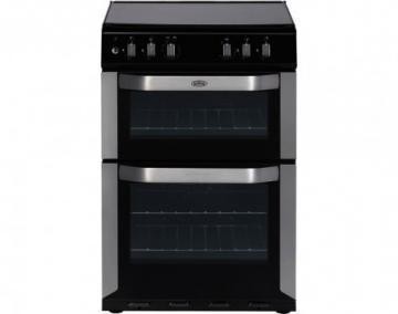 Belling FSDF60DO 60cm dual fuel double oven