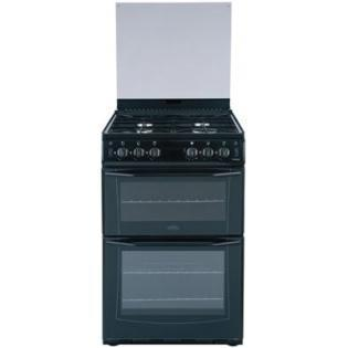 Belling Enfield GT552 55cm gas twin cavity oven